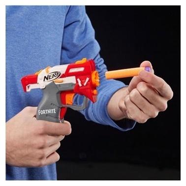 Nerf Nerf Fortnite Micro Shots Dart Firing Ts Renkli